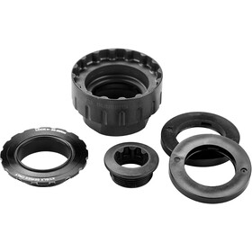 Shimano SLX FC-M7130 Kurbelsatz 12-fach ohne Kettenblatt black/grey